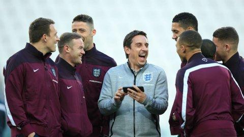 IKKE BRA NOK: Gary Neville mener Manchester United sliter mer enn de vil innrømme selv.