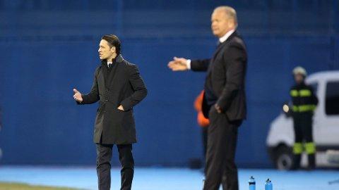 KOPI: Niko Kovac minner svært mye om vår egen Per-Mathias Høgmo i måten han svarer på kritikk.