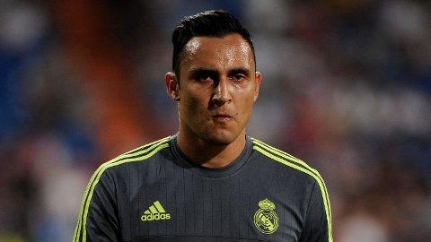 BLE VÆRENDE: Keylor Navas forteller at han gråt av lettelse da han skjønte at overgangen til Manchester United hadde kollapset.