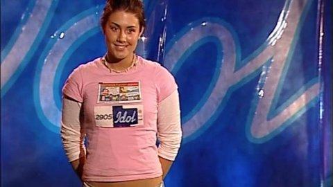 FIN: Tone hadde valgt låt og antrekk med omhu da hun deltok i audition på Idol for ti år siden.