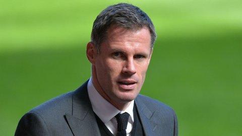 Jamie Carragher etterlyser større konkurranse på det engelske landslaget. FOTO: NTB scanpix