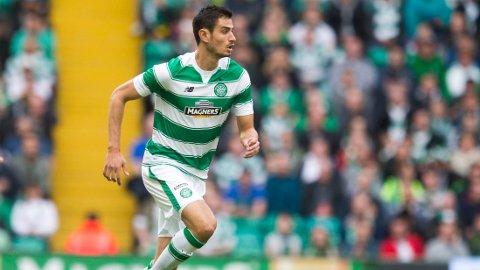 NY KONTRAKT: Nir Bitton signerte ny kontrakt med Celtic.
