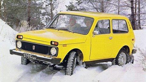 Lada Niva var SUV-en som kom før begrepet i det hele tatt var oppfunnet. Framkommeligheten var formidabel, og prisen lav.