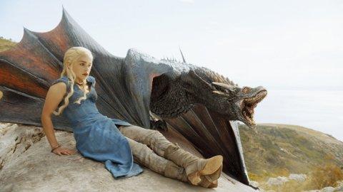 POPULÆR SERIE: Mange fans venter spent på sesong 6 av Game of Thrones som har premiere i april.