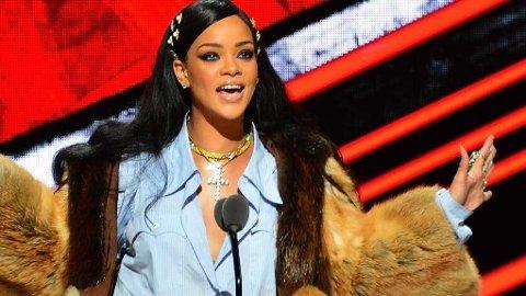 Rihanna er kjent for å engasjere seg og gi alt til fansen.