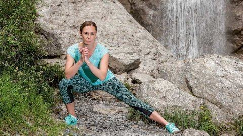Kristin Granum Rosebø gir deg sitt miniboost-program der du kan trene hele kroppen i løpet av kun 28 minutter.