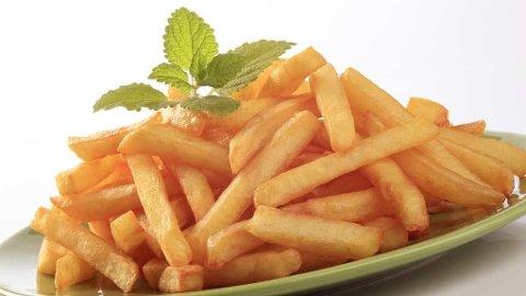 FYSEN? Har du lyst på pommes frites bør du heller spise laks, avokado eller nøtter!