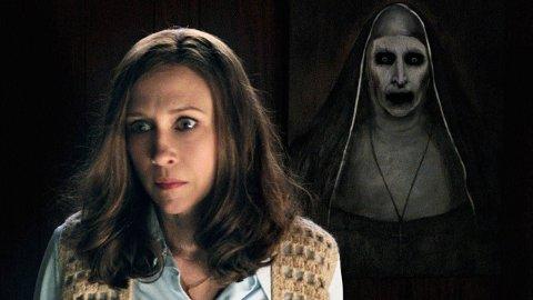 Skrekkfilmen «The Conjuring 2» følger de paranormale etterforskerne Ed og Lorraine Warren som jobber med å drive ut demoner fra hjemsøkte hus.