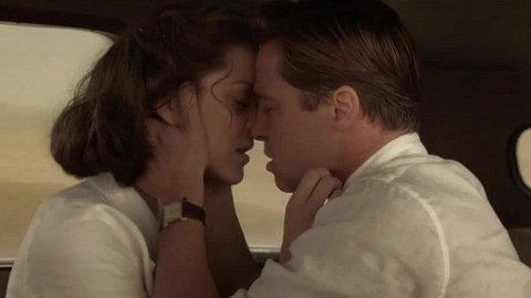 FILM: Marion Cotillard og Brad Pitt spiller i «Allied», som har premiere i november.