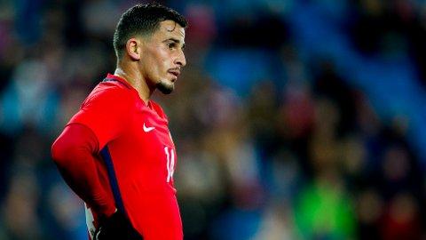 TILBAKE: Omar Elabdellaoui gjør comeback for Olympiakos i løpet av en uke.