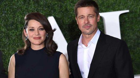 Brad Pitt ga ingen intervjuer, men fortalte at han var takknemlig for støtten fra fansen. Han dukket opp på rød løper for filmen Allied, med medskuespiller Marion Cotillard.