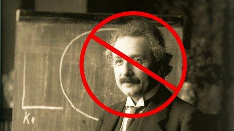 PARADIGMESKIFTE? Einsteins generelle relativitetsteori slå sprekker. I en ny teori revererser fysiker Erik Verlinde 300 år med vitenskapelig tenking og sier vi står på randen av en paradigmeskifte som vil radikalt endre vår oppfatning av rom, tid og tyngdekraft.