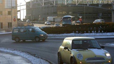 DÅRLIG LUFTKVALITET: Hovedstaden er blant stedene der det er dårlig luftkvalitet.