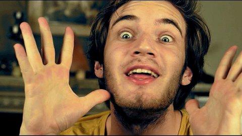 SVENSK: PewDiePie er en av stjernene i milliardindustrien.