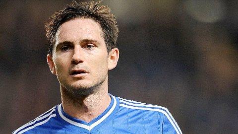 HÅPER PÅ COMEBACK. Frank Lampard føler seg ikke helt ferdig i Chelsea, selv om han nærmer seg 40 år.