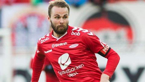KLAR FOR AMERIKANSK EVENTYR: Vadim Demidov fortsetter karrieren i USA og Minnesota United.