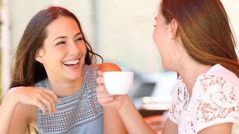 KAFFE: Man skal ikke overdrive, men for de fleste friske mennekser, er kaffe en kilde til bedre helse, dersom man støtter seg på forskning.