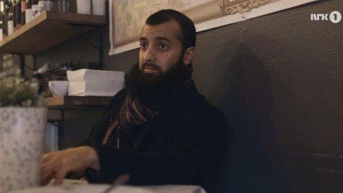 Ubaydullah Hussain hadde en framtredende rolle i dokumentarfilmen.