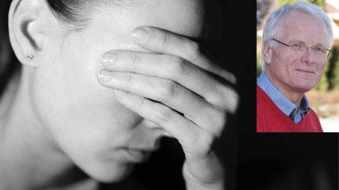 PSYKIATER: - Det er på mange måter enda mer skambelagt å ha en spiseforstyrrelse som mor. Mange av mødrene føler at de ikke strekker til.