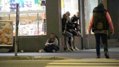 NRK Brennbunkt-dokumentaren Lykkelandet har satt fart i debatten om utenlandske tiggere og kriminelle nettverk som driver med prostitusjon og narkohandel i Norge.
