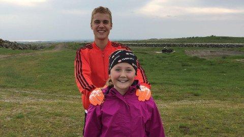 Seline fikk et helt spesielt møte med popstjernen Justin Bieber.