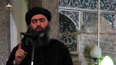 IS-LEDER: Abu Bakr al-Baghdadi bekreftes død av IS.