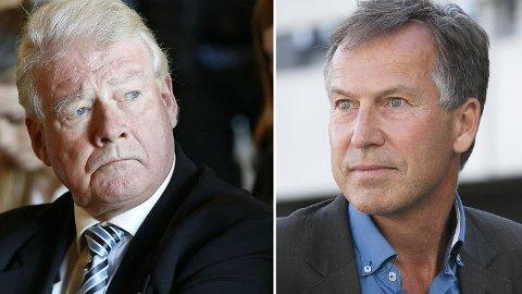 SINT: Carl I. Hagen reagerer på at Olav Njølstad uttaler seg om hvem som bør sitte i Nobelkomiteen.