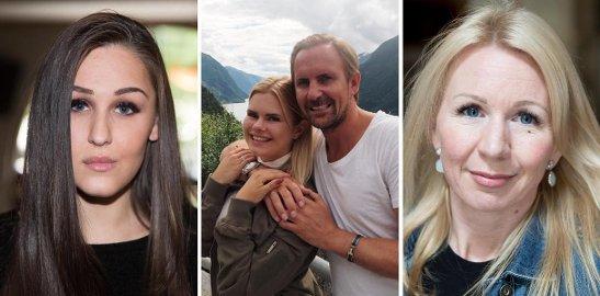 Anna Rasmussen aka Mamma til Michelle, Julianne (Pilotfrue) og Ulrik Nygård og Anne Brith Davidsen kan du se i neste sesong av Bloggerne.