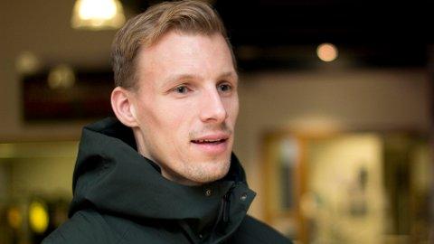 ET GODT ÅR: André Hansen kan se tilbake på en svært solid sesong i Rosenborg-målet. Nettavisen mener keeperen har vært best i Eliteserien.