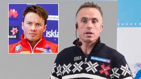 OL: Emil Iversen håper å komme seg til OL, men er foreløpig ikke tatt ut i den norske troppen av Vidar Løfshus og resten av landslagsledelsen.