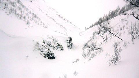 SNØSKREDFARE: Norges vassdrags- og energidirektorat (NVE) har sendt ut varsel om betydelig snøskredfare flere steder tirsdag og onsdag.