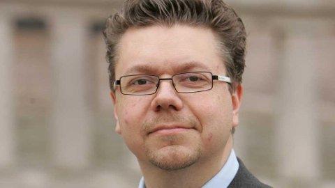 Stortingsrepresentant Ulf Leirstein (Frp).