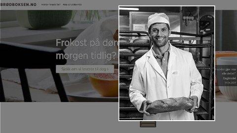 BRØDBOKSEN og daglig leder Arnulf Refsnes mener Schibsted er ute etter å kvitte seg med konkurrenter.
