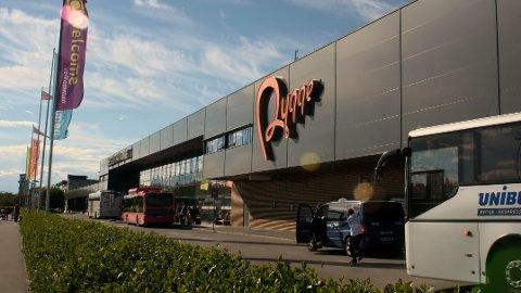 NY VÅR?: Det kan bli en ny vår for Moss lufthavn Rygge, som ble nedlagt i 2016 da Ryanair la ned rutene fra flyplassen.