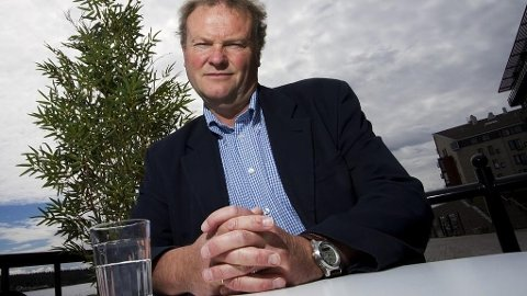Pensjonsøkonom Knut Dyre Haug i Storebrand.