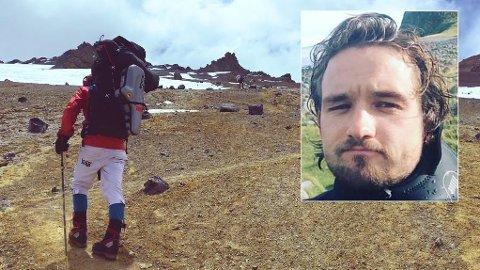 SEVEN SUMMITS: Håkon Skog Erlandsen skal bestige det høyeste fjellet på alle verdens syv kontinenter - og holde konsert på toppen.