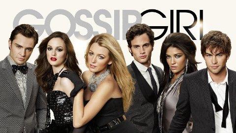 Gossip Girl-gjengen slik vi husker dem <3