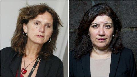 Hvorfor er NRKs Sidsel Wold (tv) så nedlatende overfor den iranske forfatteren Mina Bai?