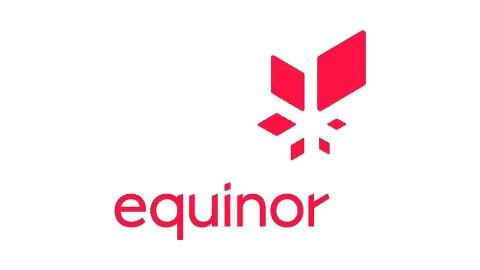 Dette er den nye logon til Statoil etter at de skifter navnet til Equinor.