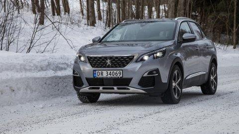 Peugeot har på mange måter truffet blink med designet på nye 3008.