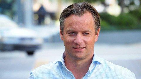 SELFMADE: Laksemillionær Johan E. Andreassen har tjent seg rik på innovasjoner i laksenæringen.
