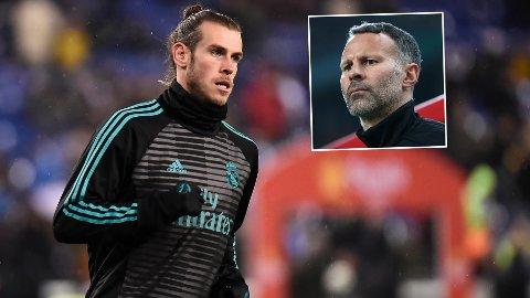 KLAR TALE: Ryan Giggs ber Gareth Bale ta konkrete grep for å unngå flere skader.