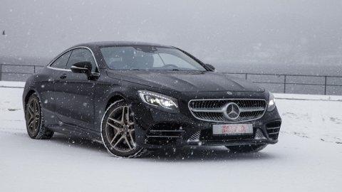 Mercedes kaller dette for S-klasse Coupé, men det er egentlig en helt egen GT-klasse.