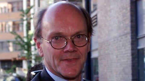 GJØR SOM ONKELEN: Investor Halgrim Thon bygger giganthotell i København.