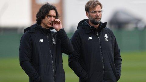 SKILLES? Jurgen Klopps assistent gjennom 17 år, Zeljko Buvac, har forlatt Liverpool og reist til Tyskland. Personlige årsaker oppgis som grunnen til bosnierens fravær.