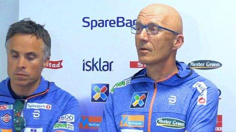 NY TRENER: Norges Skiforbund hart ansatt Ole Morten Iversen som ny trener for landslaget i langrenn for kvinner.