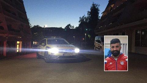 NYTT INITATIV: Mohsan Raja (innfelt) har tatt initiativ til å samle engasjerte voksne som kjenner Groruddalen til å patruljere i gatene i bydelen. Den første vandringen finner sted fredag.