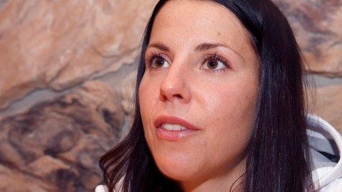 STÅR OVER: Charlotte Kalla har ingen planer om å stille til start i Tour de ski kommende sesong.