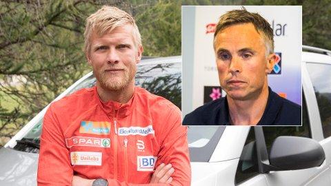 FERDIG: Tor Arne Hetland får ikke fortsette som landslagstrener for Norge. Nå vurderer Vidar Løfshus å tilby sluttpakke.