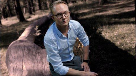 HALV MILLIARD: Gründeren av Snuslageret, Patrick Hjetland, slår seg sammen med to svensker og selger snus for en halv milliard i år.
